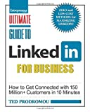 Ultimate Guide to Linked in for Business, Prodromou, Ted, 1599184516