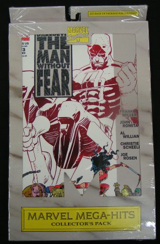Daredevil: The Man Without Fear. Marvel Mega Hits Collector pack (Daredevil: The Man Without Fear Marvel Mega-Hits Collector Pack, 1-5)