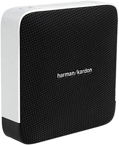Harman Kardon Esquire Aufladbares Tragbares Drahtloses Bluetooth Und Nfc Lautsprechersystem Mit Freisprecheinrichtung Kompatibel Mit Smartphones Tablets Und Mp3 Geräten Schwarz Audio Hifi