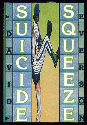 book cover of Suicide Squeeze