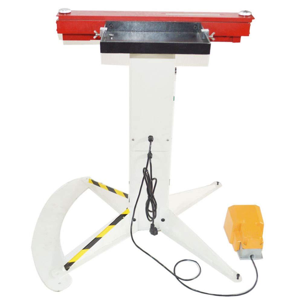 INTBUYING 220V box and pan magnetic sheet metal brake tube bending machine portable