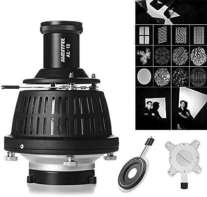 Ambitful Al 16 Bowens Mount Optical Focalize Condenser Kamera