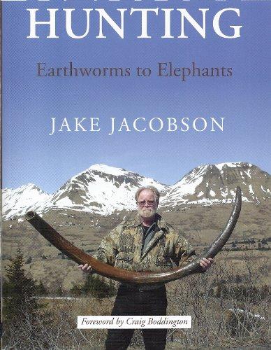 Alaska Hunting Earthworms Elephants Jacobson