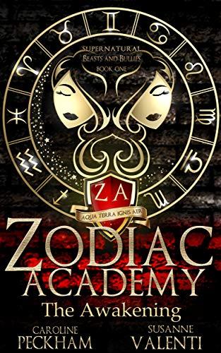 Zodiac Academy: The Awakening by Caroline Peckham & Susanne Valenti ebook deal