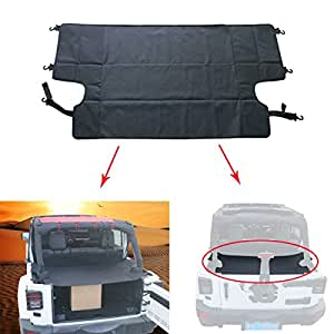 Amazon Com Moebulb Cargo Rack Board Cover Pad For 2007
