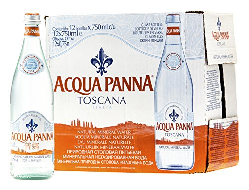 e6fc493d1a6 Acqua Panna Still Water (Glass) - Pack Size   12x75cl - Buy Online ...