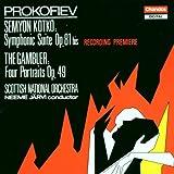 Prokofiev;Semyon Kotko Symp