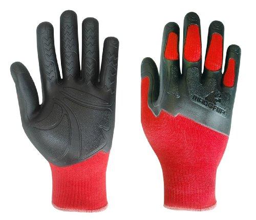 Gebol Paire de gants de sécurité Madgrip avec protections