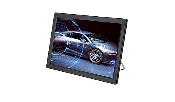 TV portátil, TV Digital móvil 1080P, TV ATV/UHF/VHF con Pantalla LCD de 14 Pulgadas, sintonizador de Alta sensibilidad para automóviles, cocinas, dormitorios: Amazon.es: Electrónica