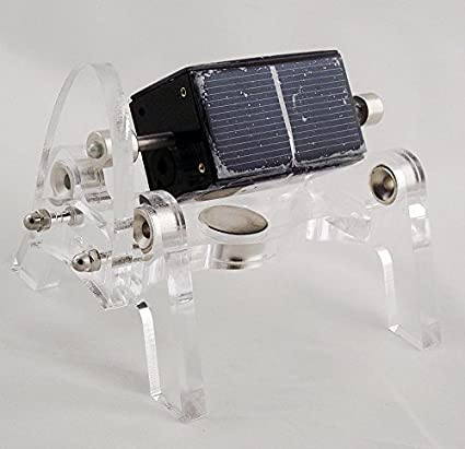 69cfae98420 Image Unavailable. Image not available for. Color  Sunnytech Solar  Mendocino Motor Magnetic Levitating Educational Model ...