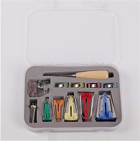 Juego de 20 herramientas de piel para manualidades, cinta para ...