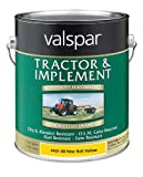 Valspar 4431-09 New Holl Yellow Tractor and Implement Paint - 1 Gallon