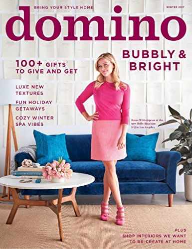 Best Price for Domino Magazine Subscription