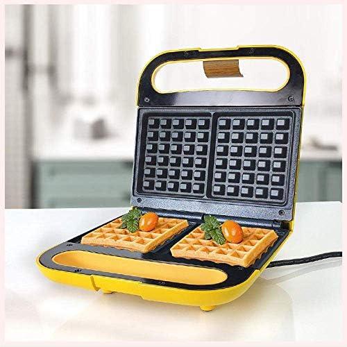 NLRHH Sandwich Maker Toastie avec Sandwich Petit-déjeuner Machine Multi-Fonction Grille-Pain Gaufrier Peng