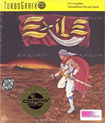 Exile by Turbo Grafx: Video Games - Amazon.com