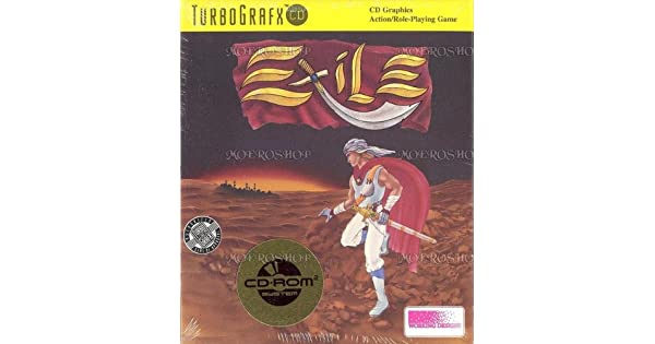 Amazon.com: Exile by Turbo Grafx: Video Games