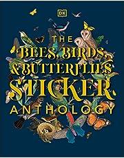 The Bees, Birds & Butterflies Sticker Anthology