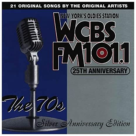 Buy WCBS FM101.1 - Ultimate Ol...
