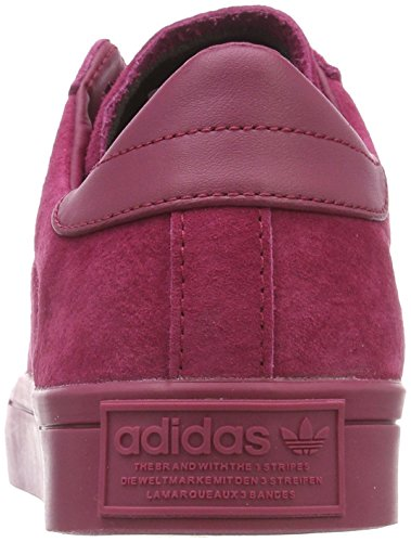 Rubmis Men's 000 Rubmis Rubmis Trainers Courtvantage Red adidas qIAn7zww