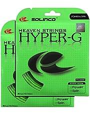 Solinco Hyper-G 16L g 1.25 mm Tennis String - 2 Packs