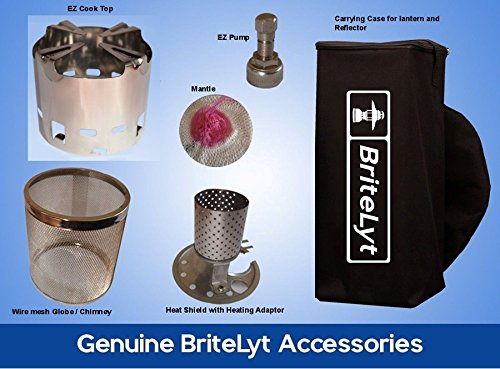 BriteLyt, Petromax USA 500CP/XL Pressure Lantern Premier Package. by BriteLyt/Petromax USA (Image #2)