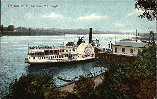 steamer-burlington-on-the-water-trenton-new-jersey-original-vintage-postcard