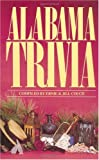 Alabama Trivia, Jill Couch and Ernie Couch, 0934395446