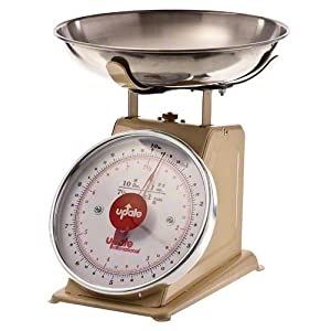 Update International (UP-710T) 10 Lb Analog Portion Control Scale w/Chinese Catty Increments