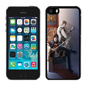 Beautiful And Unique Designed With Guys Throne Sword For iPhone 5S Phone Case