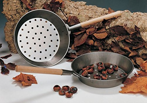 Chestnut Roaster - 27cm Chestnut Roasting Pan DRH