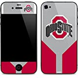 Skinit Protective Skin for iPhone 4G, iPhone 4GS, iPhone (OHIO STATE UNIVERSITY RED & GRAY)