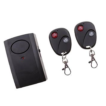 Gazechimp Alarma de Vibración de Control Remoto Herramienta ...