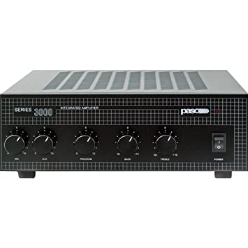 Paso Series 3000 Integrated Amplifier T3130BGM
