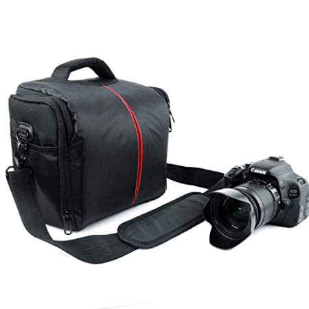 Wuyan Funda Impermeable para cámara réflex Digital Compatible con ...