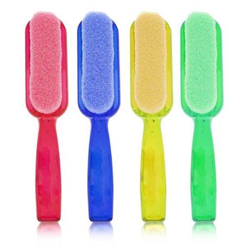 Mr. Pumice Lil Pumi Foot File Asssorted Colors 695645004119