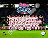 Philadelphia Phillies 2008 World Series Team 8x10 Photo