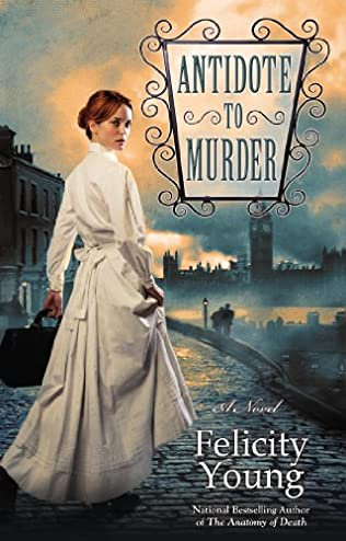 book cover of Antidote to Murder