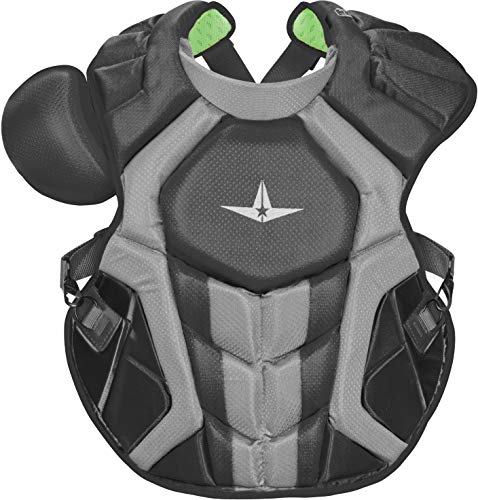 All-Star Adult System7 Axis Catchers Chest Protector (16.5″)