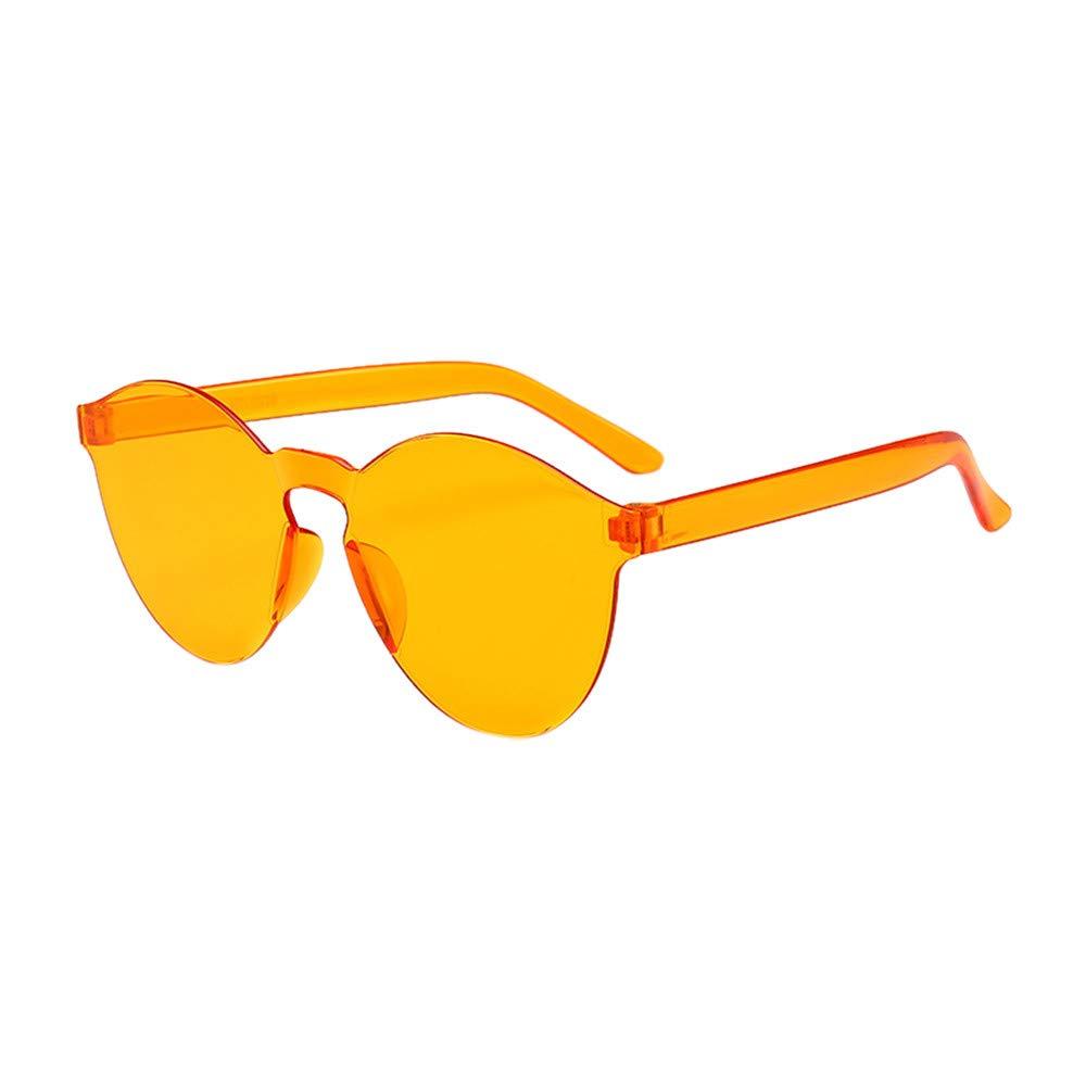 COGIGI Unisex Fashion Small Frame Sunglasses Vintage Retro Cat Eye Sun Glasses