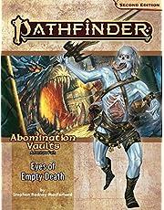 PATHFINDER ADV PATH ABOMINATION VAULTS 03: Eyes of Empty Death P2