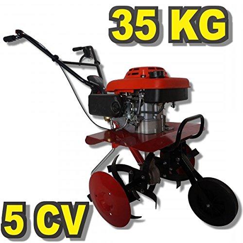 Motoazada 4 tiempos - mc 400 de 139C.c 5 c.v, garantía ...