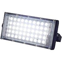 YFH 50W LED de la lámpara UVC germicida luz de inundación de 110V 220V Foco Reflector de luz Moldeada jardín al Aire Libre Lámpara de Pared LED de la Calle del Reflector