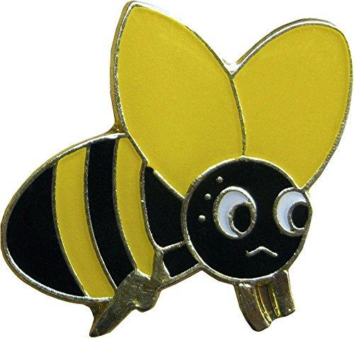 le Bee (Bumblebee) Enamel Pin ()