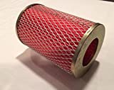 AlveyTech Canister Air Filter Element for 150cc GY6 Go-Karts & Scooters