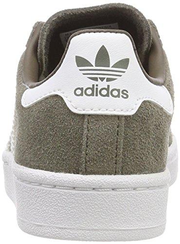 Adidas rama Campus Verde Mujer 000 Ftwbla Zapatillas Para XXgSB