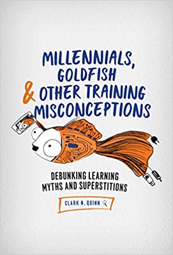 The Myth Of Learning Styles Debunked >> Millennials Goldfish Other Training Misconceptions Debunking