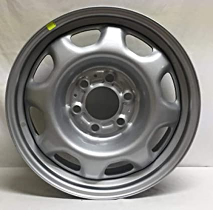 Ford F150 Bolt Pattern >> Amazon Com 17 Ford F 150 6 Lug Steel Wheel Rim 3857n Automotive