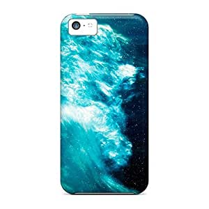 Fashionable Iphone 5c Case Cover For Cloudy Space Protective Case