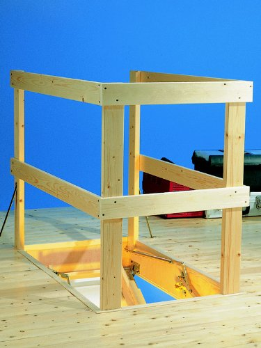 Laddaway Dachbodenleiter-/ Geländer-Bausatz