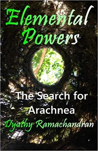 buy elemental powers the search for arachnea volume 1 book online